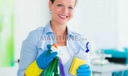 Master Contact: femme de ménage