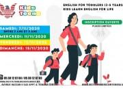 Photo de l'annonce: réservez la place de votre enfant dans l'une de nos sessions anglais pour les enfants