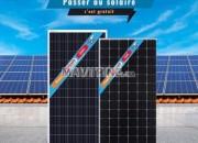 Photo de l'annonce: Panneaux Solaire Resin 275w - 330w - 340w - 400w