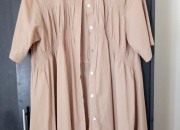 Photo de l'annonce: Robe Zara beige taille L jamais porter haute qualité