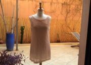Photo de l'annonce: Robe paillettes rose poudrée