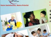 Photo de l'annonce: femmes de ménage/ nounous/ cuisines