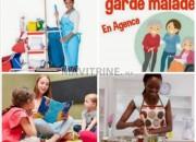 Photo de l'annonce: Ménage / Nounous / Gardes malades / Cuisine