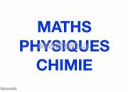 Photo de l'annonce: Soutien scolaire en maths et physique à domicile