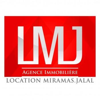 Logo du Vitrine: LOCATION MIRAMAS . JALAL