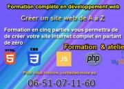 Photo de l'annonce: Formation en développement Web