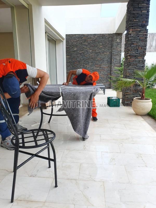 Rabat Déménagement - Entreprise de déménagement N°1 Au Maroc