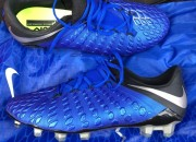 Photo de l'annonce: Chaussures football nike hypervenom phantom iii elite fg bleu/noir bleu NIKE