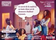 Photo de l'annonce: Institut Americain Temara le 1er Baromètre du niveau d'Anglais pour les Marocains