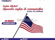 Photo de l'annonce: Formation Anglais - Débutant - American Center TEMARA