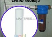 Photo de l'annonce: Filtre Pp 10 Pouces Pour Osmoseur Domestique