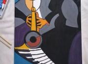 Photo de l'annonce: Tableau The jazz life
