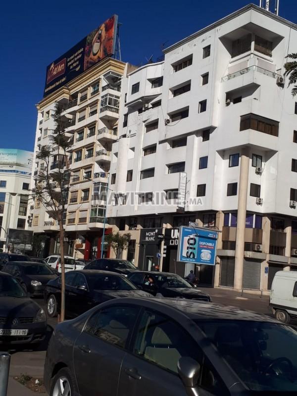Petit Bureau à louer sur le boulevard d'ANFA