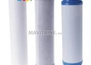 Photo de l'annonce: Kit Complet De Pré-Filtres Pour Le Système Ro
