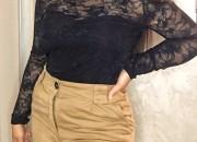 Photo de l'annonce: Top body H&M Noir en dentelle Taille L