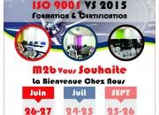 Photo de l'annonce: Formation ISO 9001 vs 2015