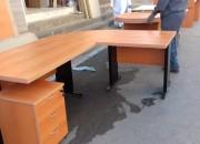 Photo de l'annonce: Bureau semi métallique  made in Turku