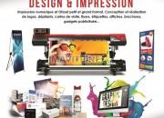 Photo de l'annonce: Design & Impression Numérique tous supports de communication, PROMOTION 2021