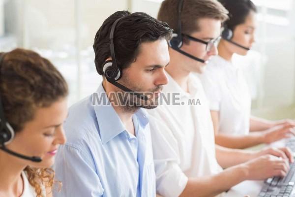 TELECONSEILLERS DEBUTANTS FRANCOPHONES