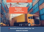 Photo de l'annonce: Transport Bagages