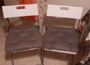 Photo de l'annonce: Table/chaises ikia