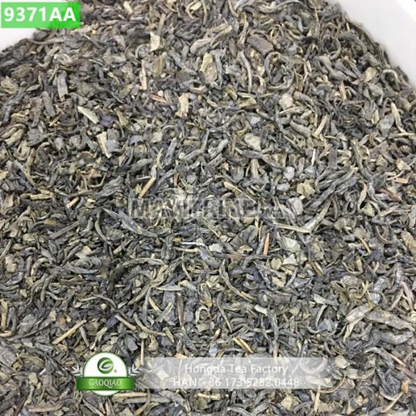 thé vert de Chine Chunmee 9371, 9369, 9366  تصدير الشاي الاخضر من الصين