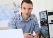 Photo de l'annonce: Technicien Informatique